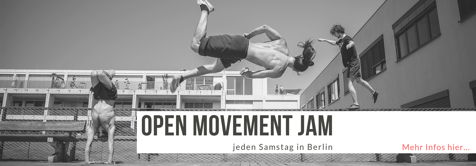 Open Movement Jam