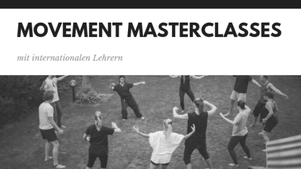 Movement Masterclasses